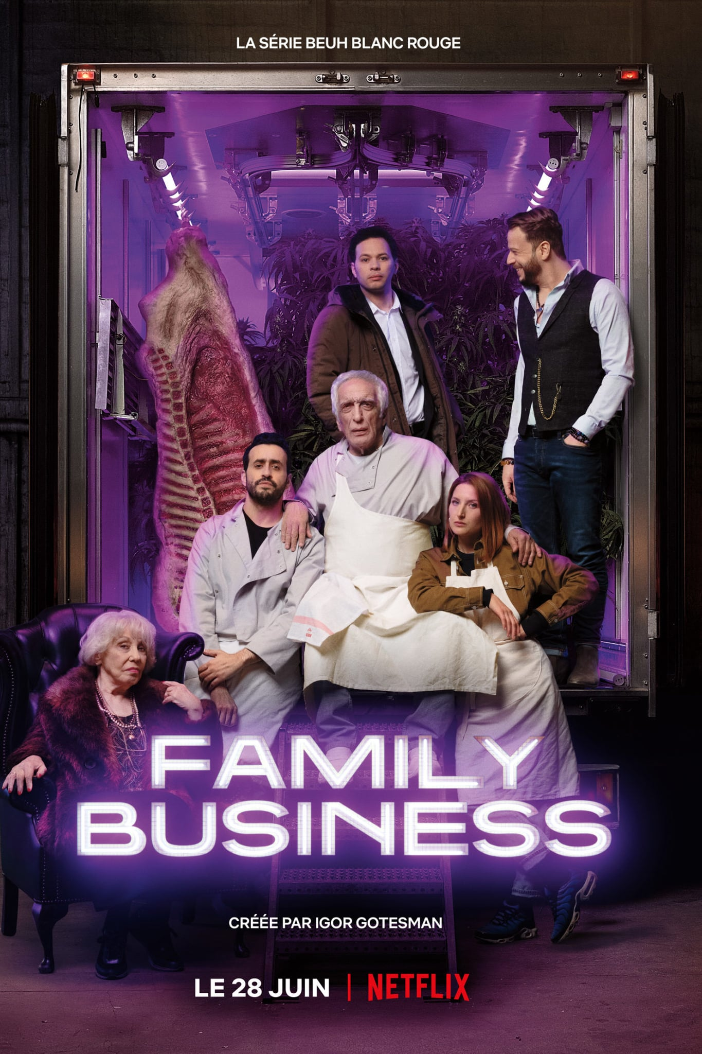 Family Business - Saison 1