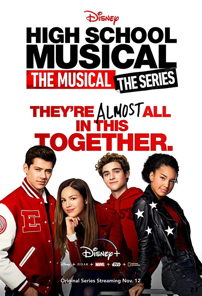 High School Musical: The Musical - The Series - Saison 1