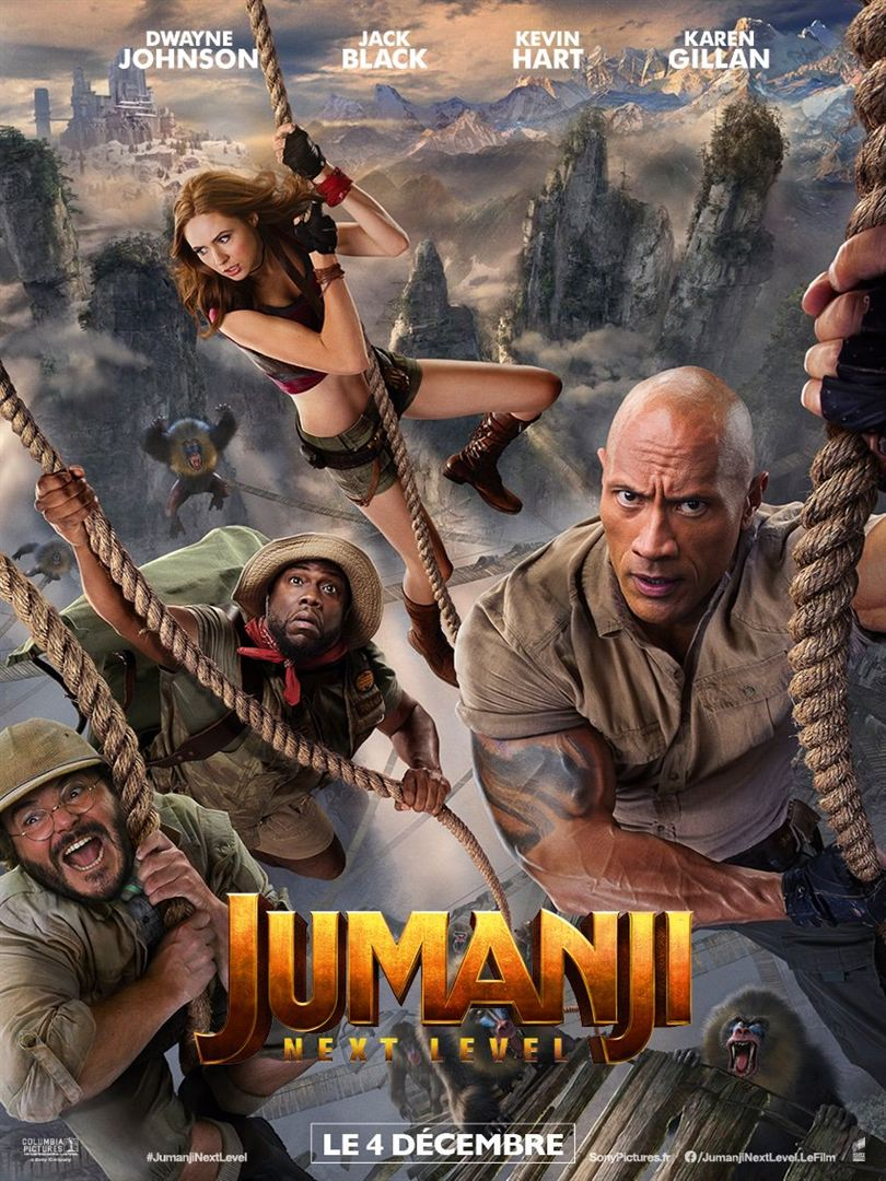 Jumanji: Next Level