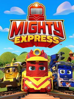 Mighty Express - Saison 2