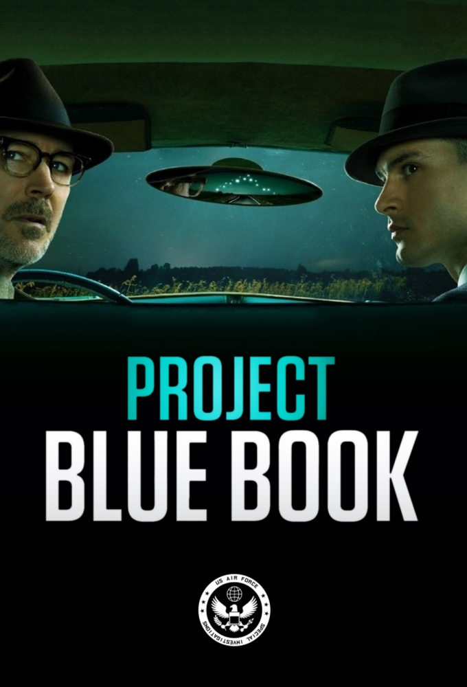Project Blue Book - Saison 1