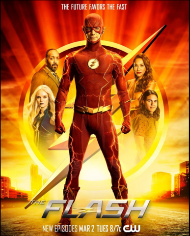 The Flash (2014) - Saison 7